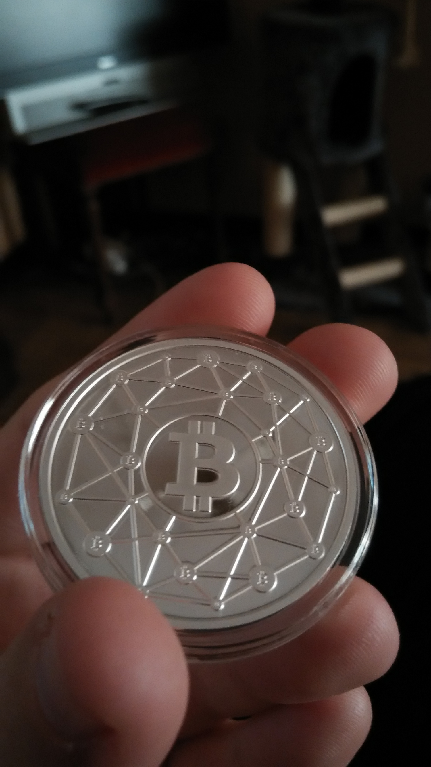 Review of the Ravenbit NODE .999 Silver Edition Physical Bitcoin