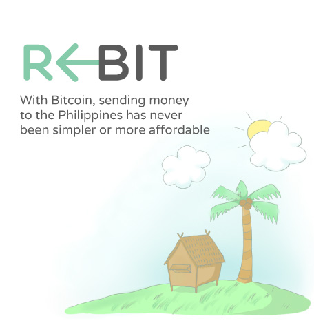 Rebit's Targeted Remittance Lets Overseas Breadwinners Pay Family Bills In Bitcoin
