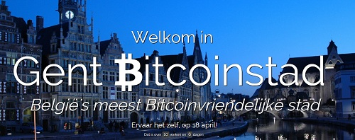 Ghent Bitcoincity Initiative Announces Two Major Merchants Events