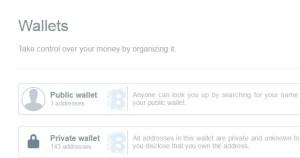 Safello Wallet 2
