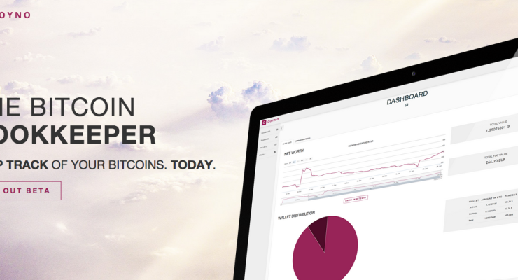 Coyno: the Bookkeeper for Bitcoin.