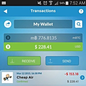 Airbitz Wallet