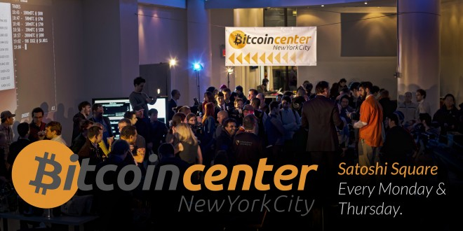 Bitcoin Center NYC Launches Tech Incubator