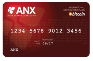 ANX Debit Card