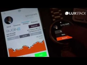 LUXSTACK Wallet 2