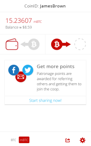 Pheeva Bitcoin Wallet