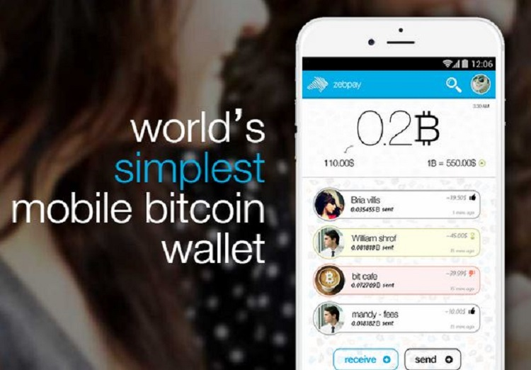 Choosing your mobile bitcoin wallet zebpay digital money times ccuart Images