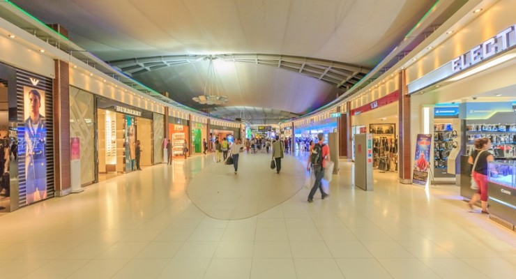 Bitchain Brings Two Bitcoin ATM's To Barcelona Shopping Centres