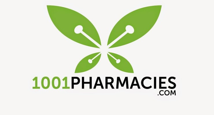 1001Pharmacies – Online Marketplace for Prescription Medicine, Bitcoin Payments Next?