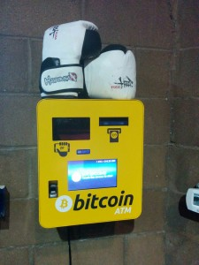 Bitcoin ATM One Kick Nick's