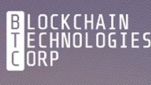 Blockchain Technologies Corp