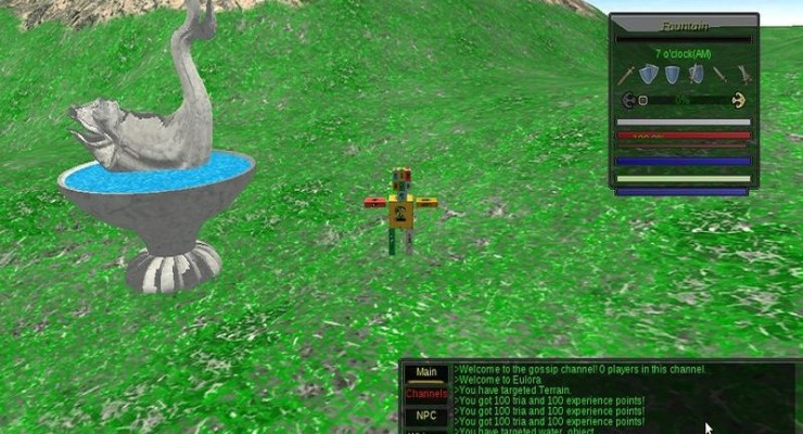 Bitcoin MMORPG Eulora Has Potential But Needs A Ton of Work