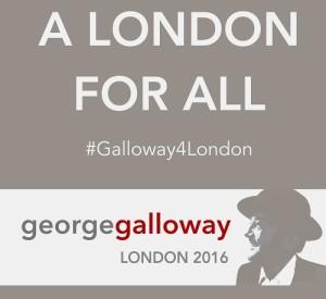 George Galloway Mayor's Chain