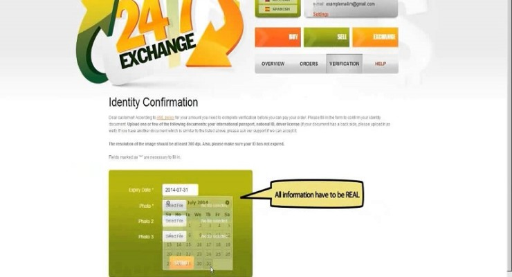 247Exchange.com Simplifies Bitcoin Purchases With Card Payments