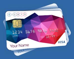 E-Coin Card