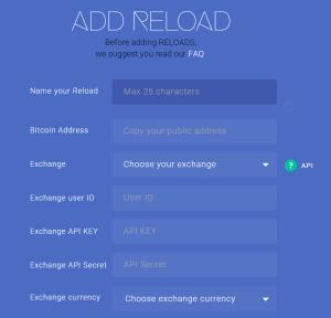 Bitnik Reload Process