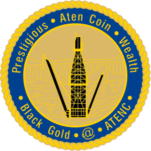 DigitalMoneyTimes_Aten Black Gold Coin