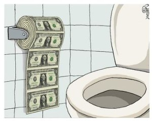 DigitalMoneyTImes_Fiat Currency Toilet