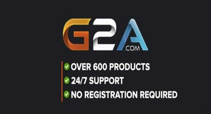 Gaming Marketplace Giant G2A.COM Accepts Bitcoin