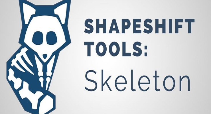 ShapeShift.io's Skeleton Exchange Tool Turns Any Website Into a Cryptocurrency Exchange