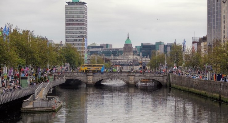 Dublin FinTech Scene Focuses on Blockchain and Bitcoin