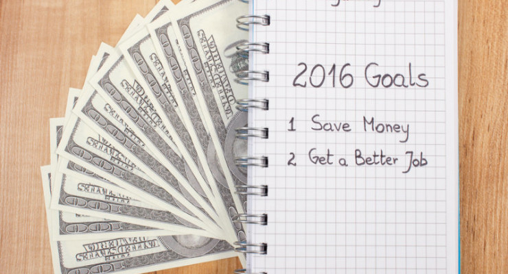 Creating Financial Resolutions For 2016