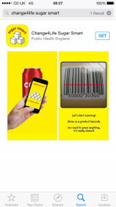 DigitalMoneyTimes_Healthy Lifestyle Suger Intake App