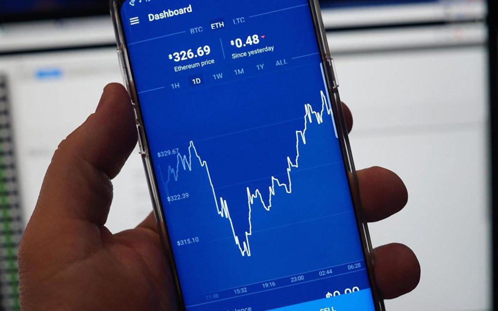 Coinbase App Trending On The Apple App Store