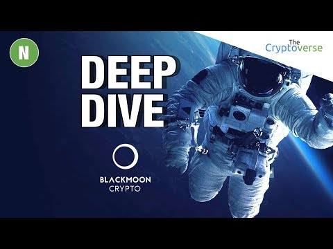 DEEP DIVE 🏊 Blackmoon Crypto ICO Review Ethereum Based Legally Compliant Investing Platform