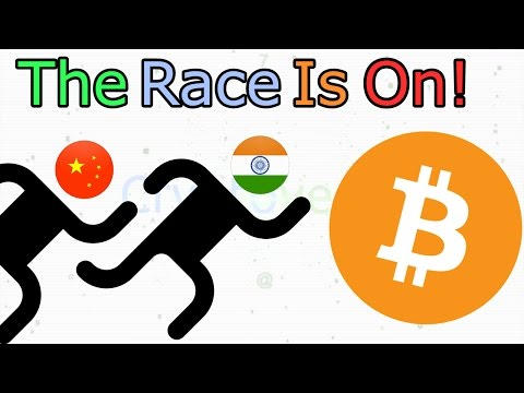 Rupee Out, Bitcoin In: How India Could Become New China (The Cryptoverse #143)