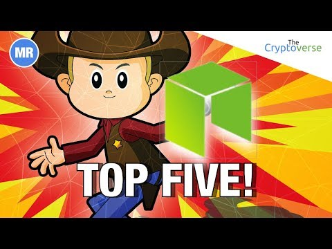NEO Reaches Top 5! / BitShares 🔽5% / OmiseGo 🔼17% / Bitcoin & Altcoin Price Chart Readings