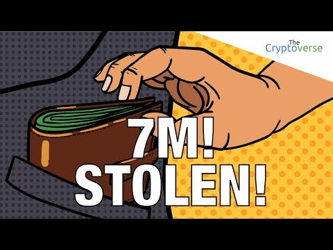 m Stolen From ICO / Poloniex Experiment Completed / New Blockchain Whale (The Cryptoverse #305)