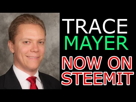 Chris Coney Talks Steemit With 'The Mayer of Bitcoin' Trace Mayer (The Cryptoverse #74)