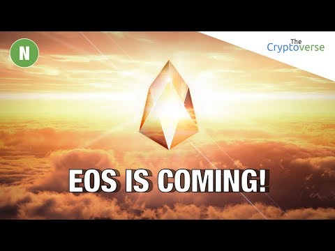 EOS Is Coming! Testnet Way Ahead Of Schedule / IndaHash Livestream Coming / Segwit2x Hardfork Update