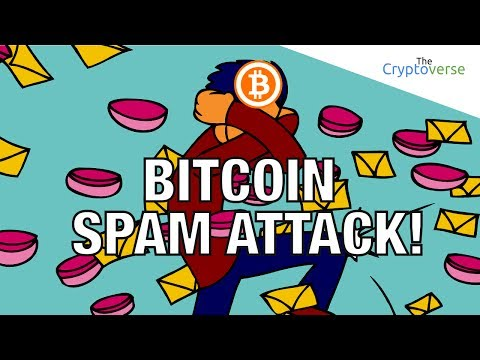Bitcoin Spam Attack / AlphaBay Permanently Closed / Poloniex Withdraw Problem (The Cryptoverse #304)