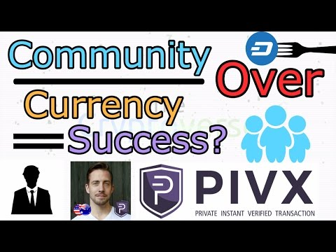Community Over Currency? Interview With Bryan and Jon From PIVX (The Cryptoverse #265)