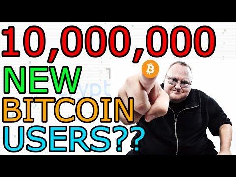 Will Bitcoin Go Mainstream Thanks To Kim Dotcom's MegaUpload2 and BitCache? (The Cryptoverse #121)