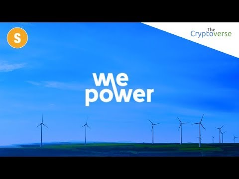 DEEP DIVE 🏊 Intro WePower Network – No More Electricity Bills For ICO Participants? (Cryptoverse)