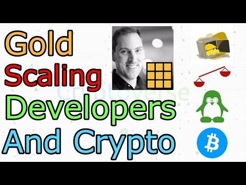Gold, Bitcoin Scaling, Developers and Crypto feat. Josh Scigala (The Cryptoverse #230)