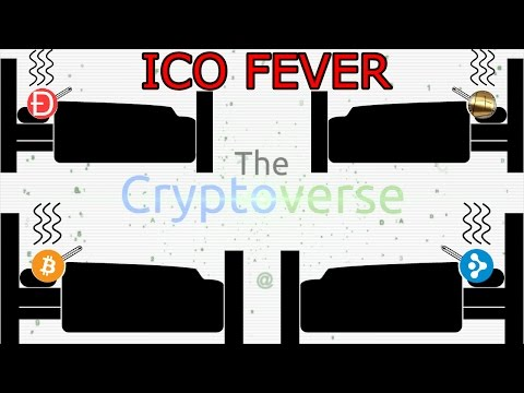 ICO Fever: How Crowdsales Are Taking Over Cryptocurrency (The Cryptoverse #113)
