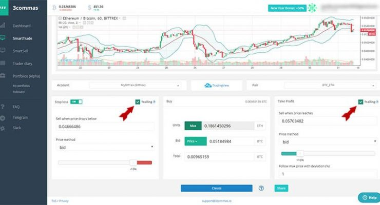 3Commas – Smart Tools for Intelligent Cryptocurrency Traders
