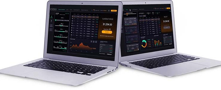 CEDEX: The First Certified Blockchain-based Diamond Exchange