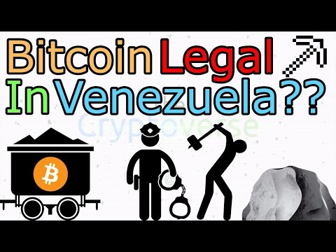 Bitcoin Legal In Venezuela, Two Arrested For Running 11,000 Mining Machines? (The Cryptoverse #197)