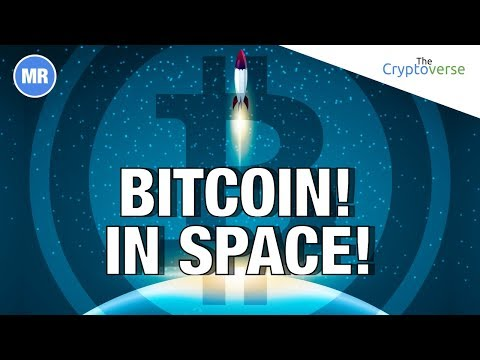 First Ever Bitcoin Node IN SPACE 🔭 Extends The Network Further Than The Internet (The Cryptoverse)