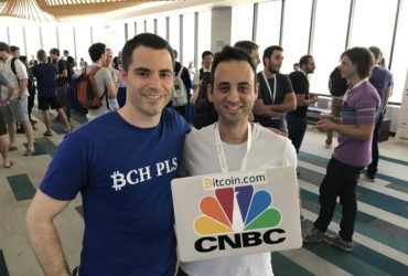Evidence Emerges of CNBC Collusion with Roger Ver, BCash