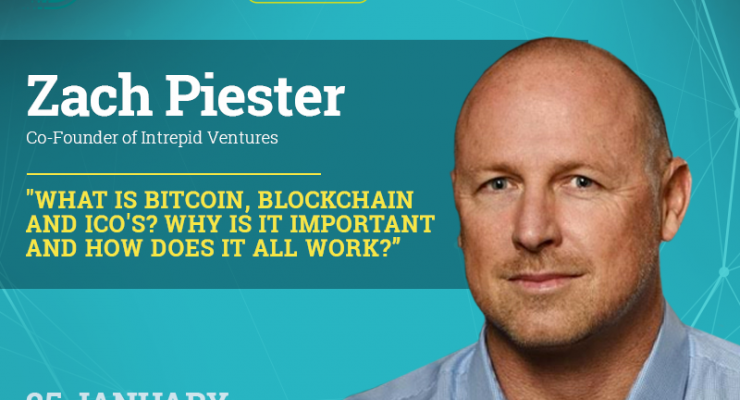 Zach Piester: Singapore Has Become a Hub for ICOs