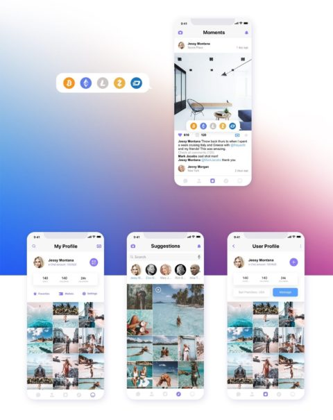e-Chat redesign 2