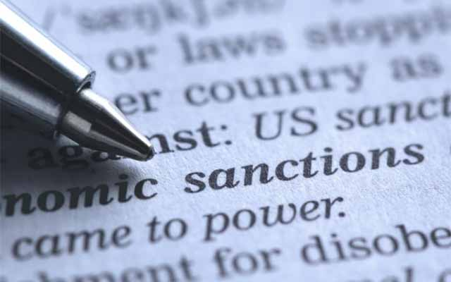 Sanctions Filter into the Sanctuary of Crypto
