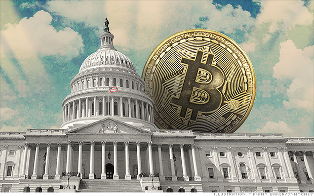 Top US Official Tells Cryptocurrency to Regulate Itself