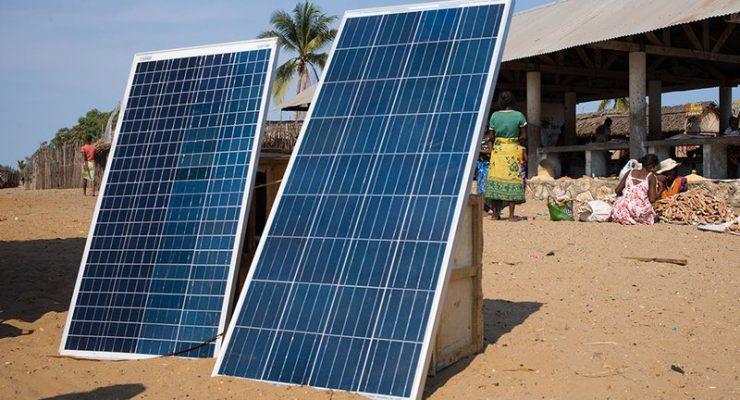 Bringing Renewable Energy to the World Using Blockchain Technology